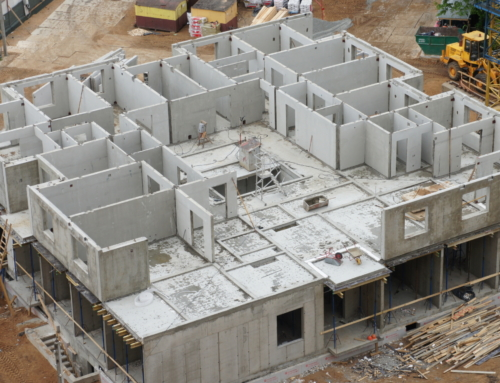 Ход строительства на 22 мая 2020 г.