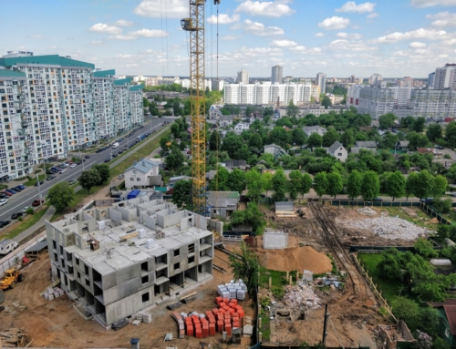 Ход строительства на 5 июня 2020 г.