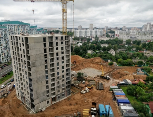 Ход строительства на 28 августа 2020 г.